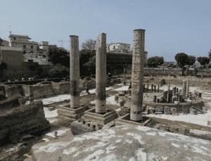 Il Tempio di Serapide riapre al pubblico