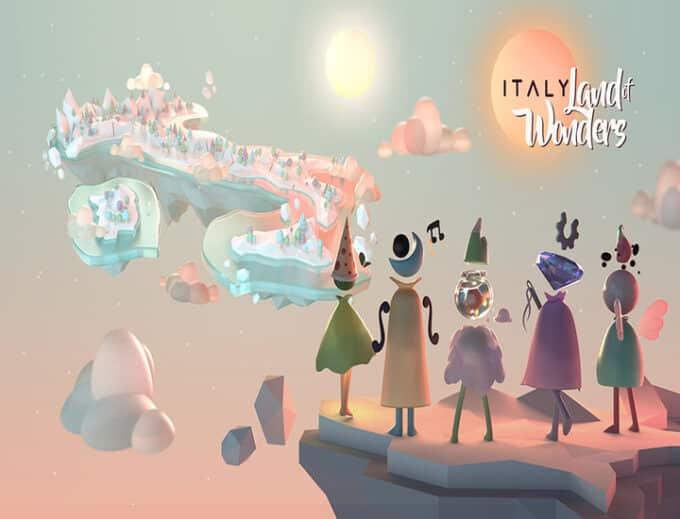 ITALY. Land of Wonders: alla scoperta dell'Italia