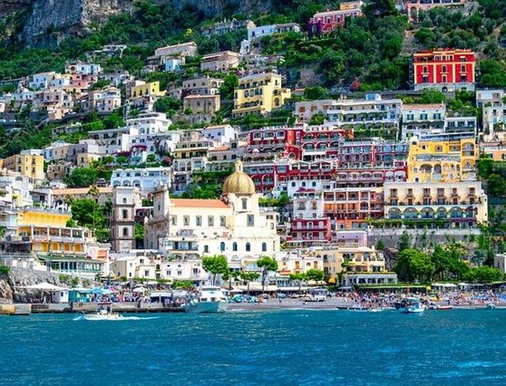 Le 5 spiagge più belle della Campania