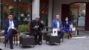 Raffaele Messina presenta due libri ambientati nella Napoli secentesca