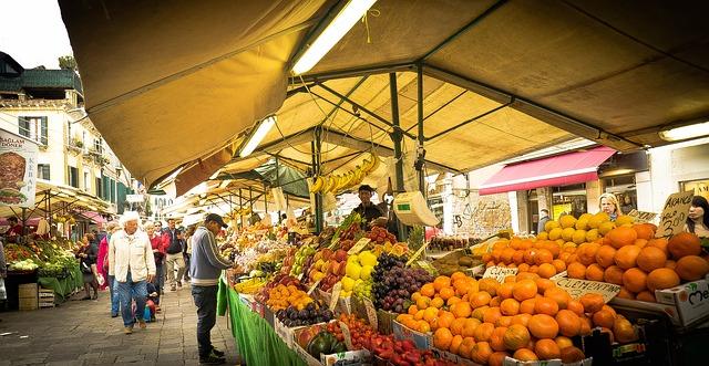 mercati e mercatini di Napoli