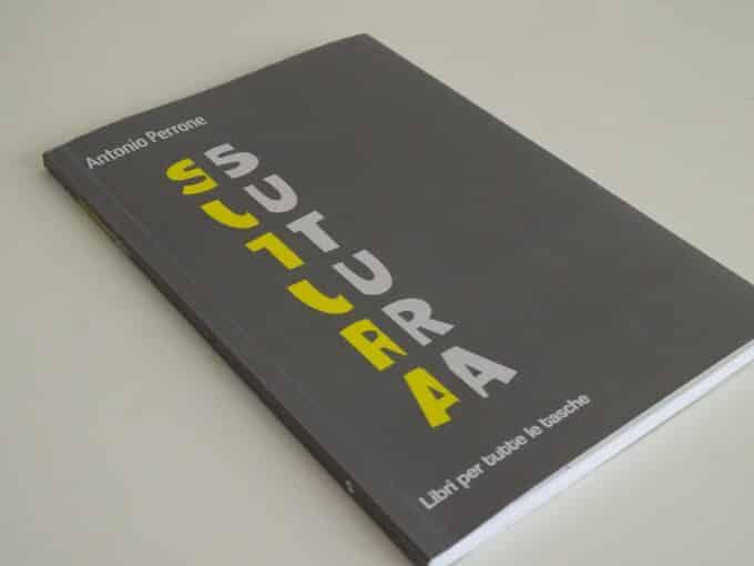 Antonio Perrone e la nuova raccolta di poesie: Sutura