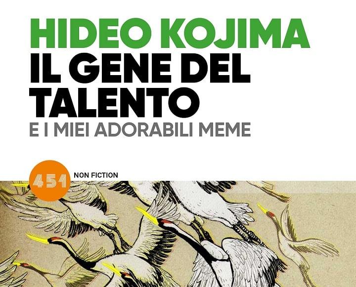 Il genio del talento di Hideo Kojima