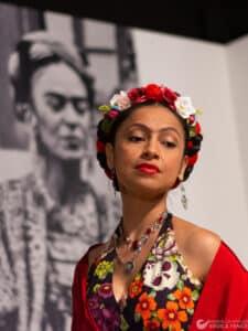 Frida Kahlo a Napoli