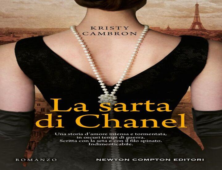 La sarta di Chanel: il nuovo romanzo di Kristy Cambron