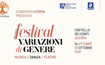 Variazioni al via, il grande teatro ad Acerra dal 14 al 23 ottobre